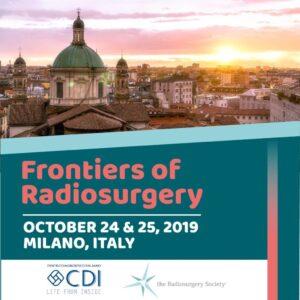 frontiers-of-radiosurgery-2019