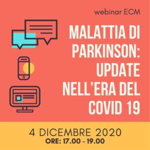 Malattia di Parkinson: update nell'era del COVID-19