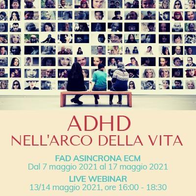 ADHD nell'arco della vita