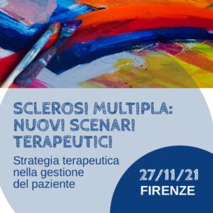 Sclerosi Multipla: nuovi scenari terapeutici